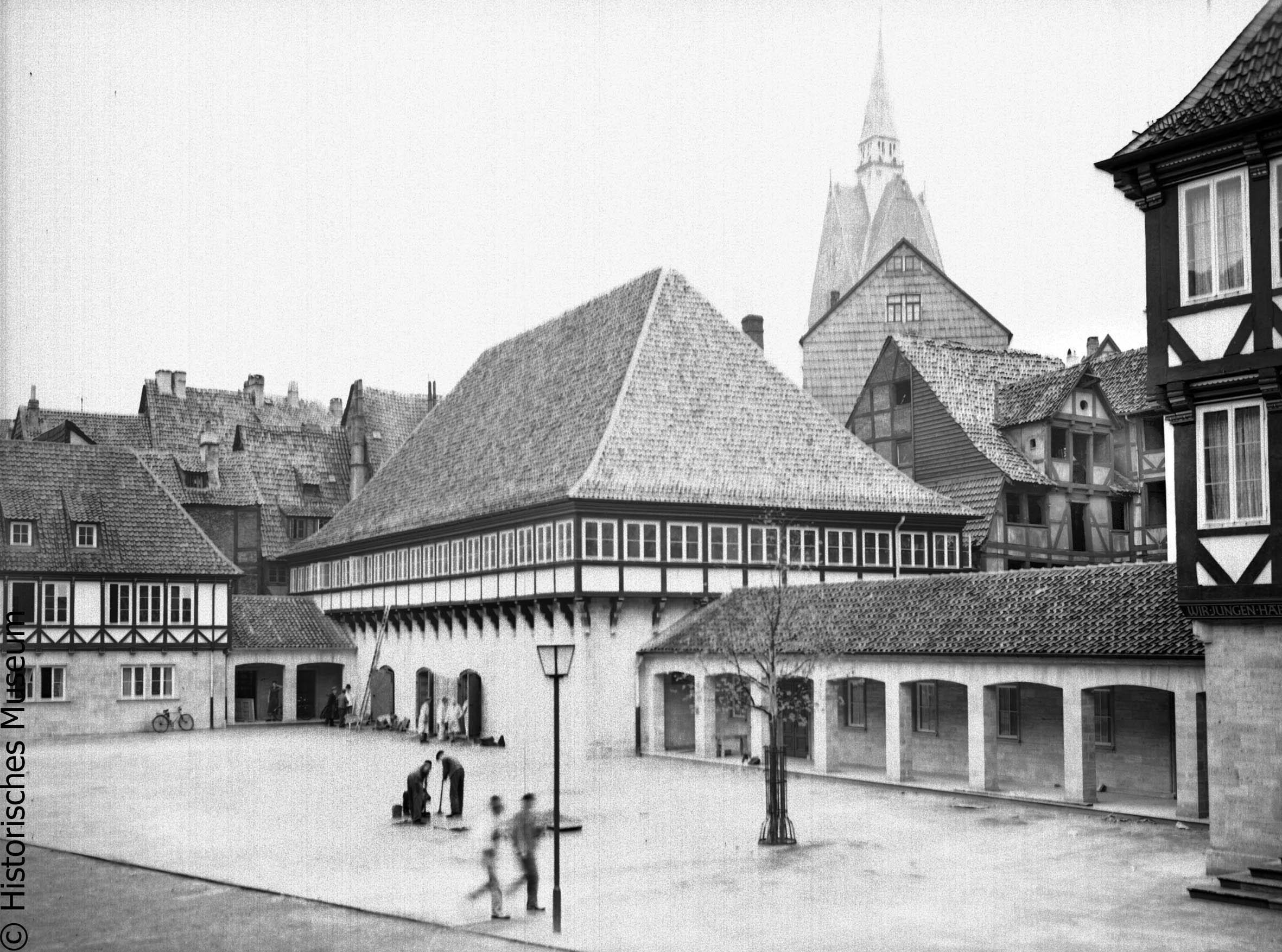 Der Ballhof